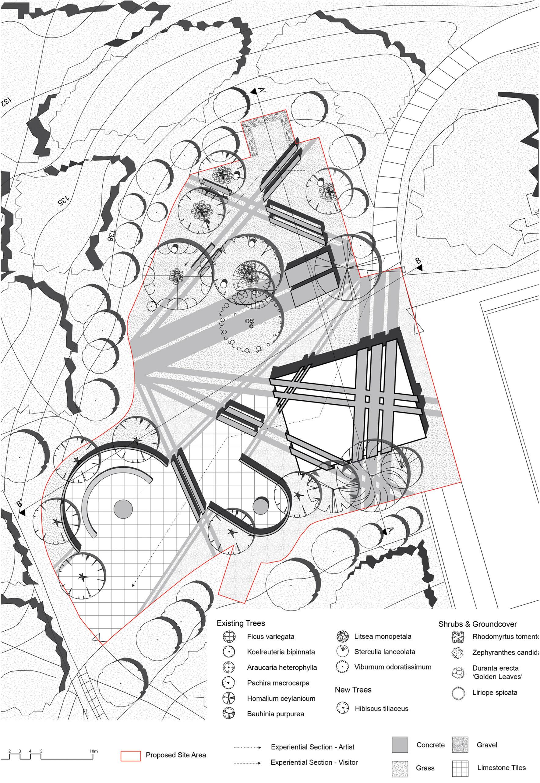 Enlarge Photo: Plan. By LAM Tsz Kiu.