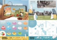 Enlarge Photo: Final project 'Playgrids'. By MOK King Hei Jack.
