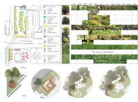 Enlarge Photo: Planting schedule. By TSE Pui Hei Anson.