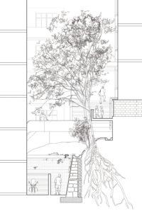 Man-made slopes, survey and design drawings. By LIU Ruixiang Ray.