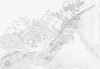 Man-made slopes, survey and design drawings. By WONG Sze Lee Ceci.