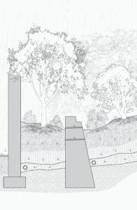 Man-made slopes, survey and design drawings. By NG Kwok Jing James.