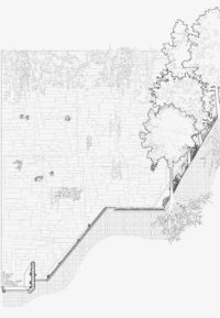 Man-made slopes, survey and design drawings. By POON Cheuk Hei Ryan.