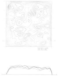 Topographic representation. By PANG Wai King Vicky.