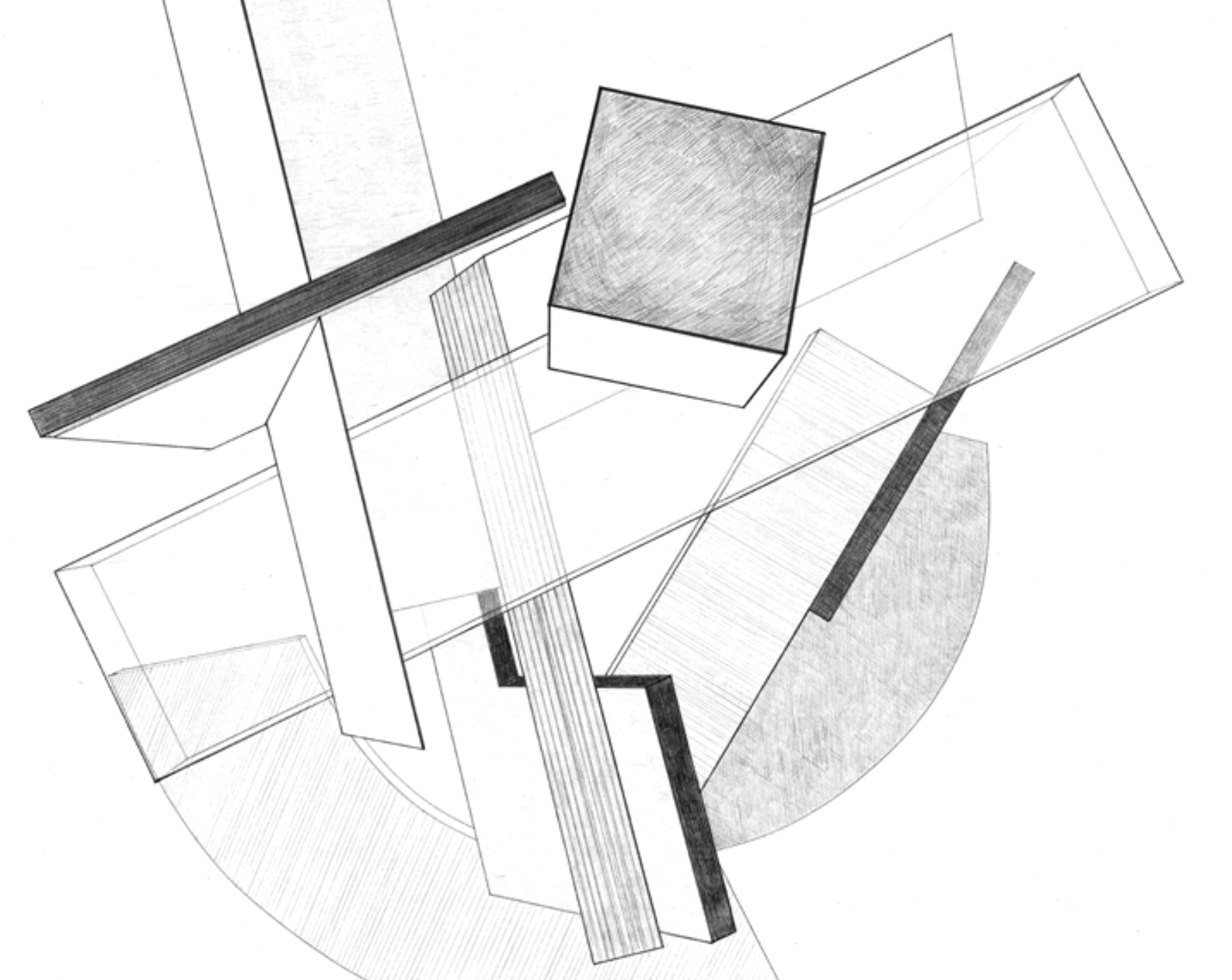 Enlarge Photo: 'Fabricating Landscape'. By WONG Sze Lee Ceci .