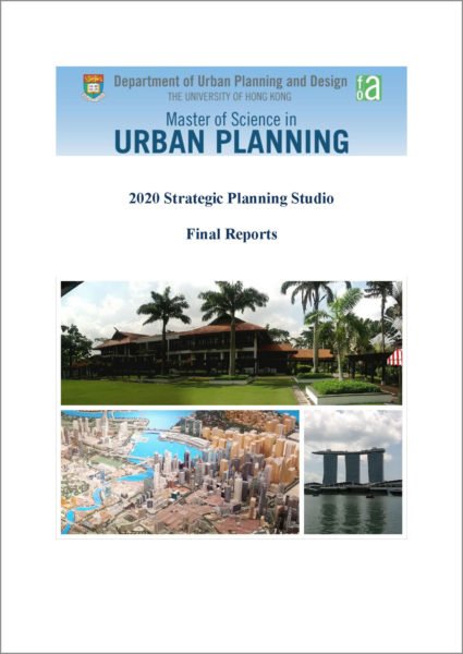 2020_ Strategic Planning Studio Final Reports