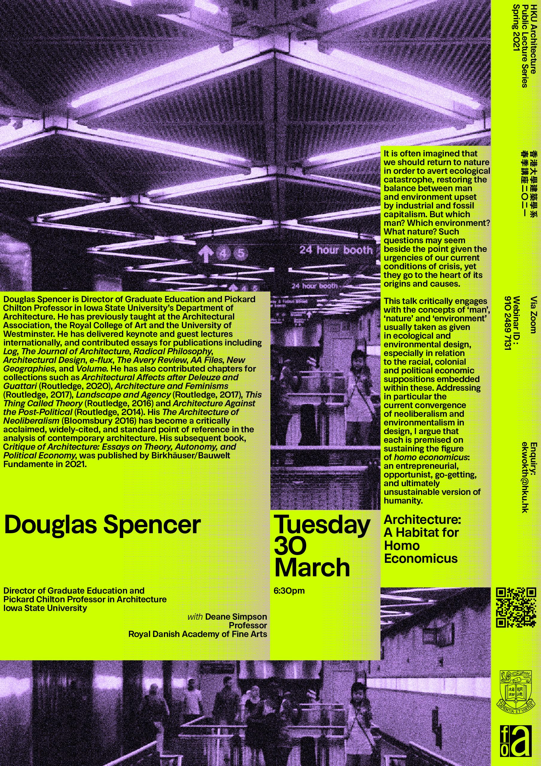 Douglas Spencer