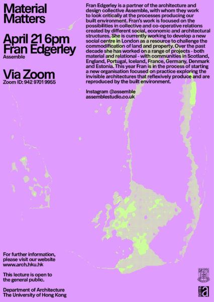 Material Matters | Fran Edgerley