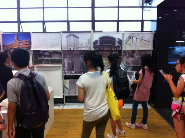 Mapping Modern Architecture in Hong Kong 2