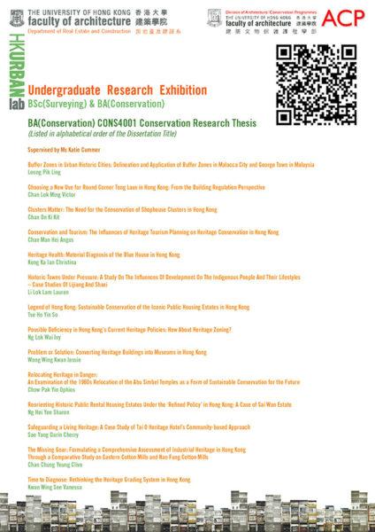undergraduate dissertation front cover