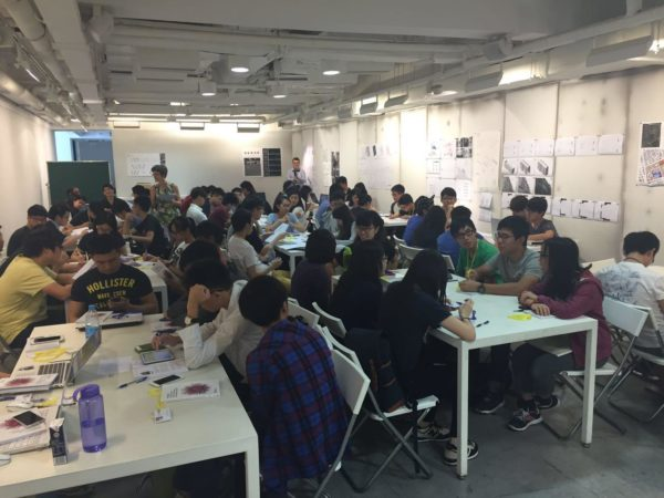 Creative Learning Module (CLM) for Architecture and Surveying students 4