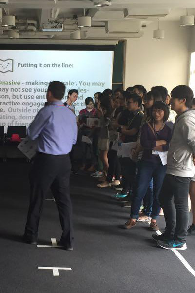 Creative Learning Module (CLM) for Architecture and Surveying students