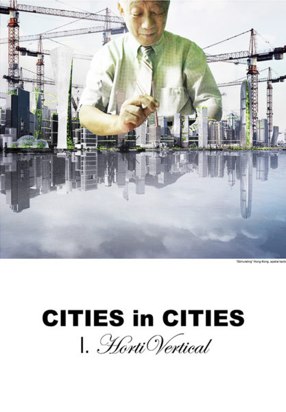 Cities in Cities Erik Amir poster_MArch spring 2014-15