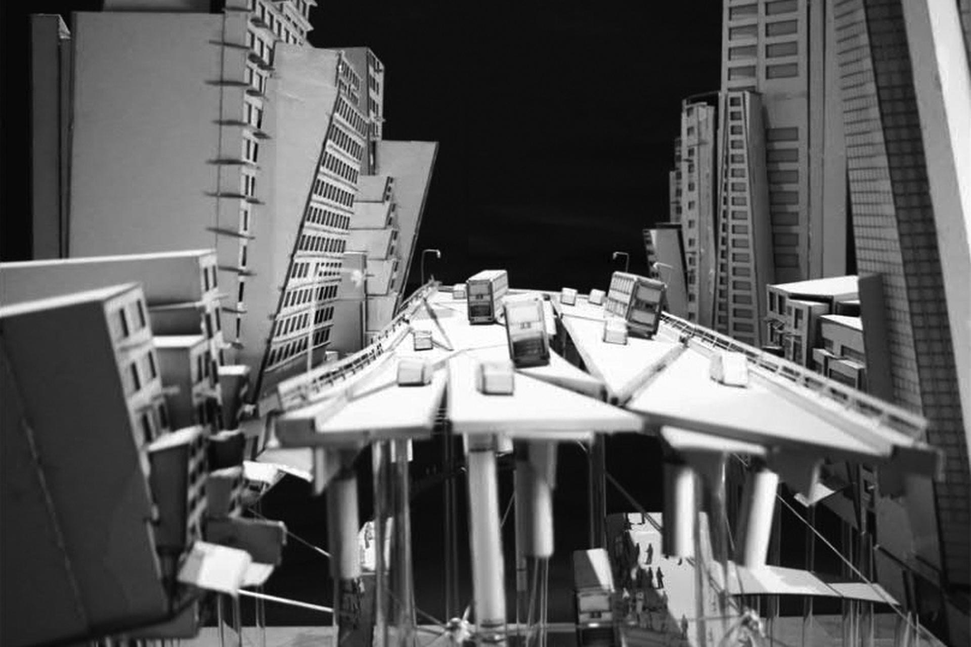 HKU – Alice in HK land