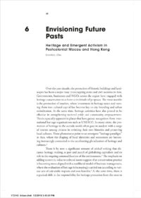 Abstract: This essay contributes to the discussion of urban futures in Asia