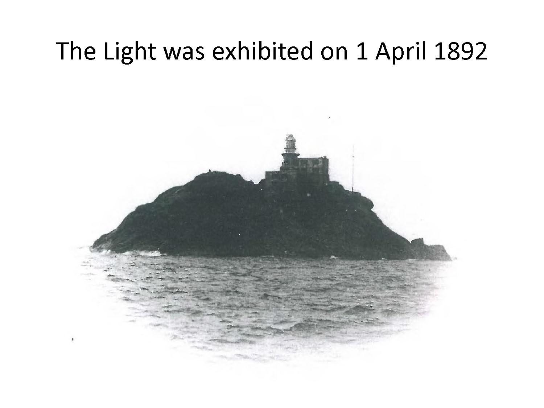 The Gap Rock Lighthouse
