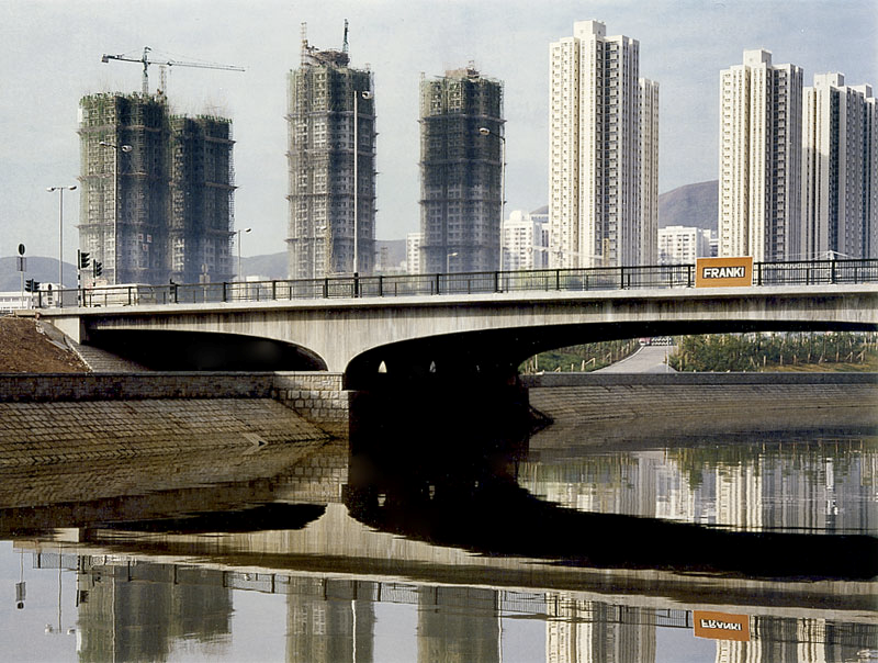 Enlarge Photo: Image 2: Hong Kong's infrastructure projects (Source: Heather Coulson)