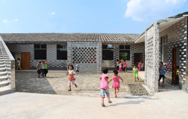 Mulan Primary School and Educational Landscape Design 4