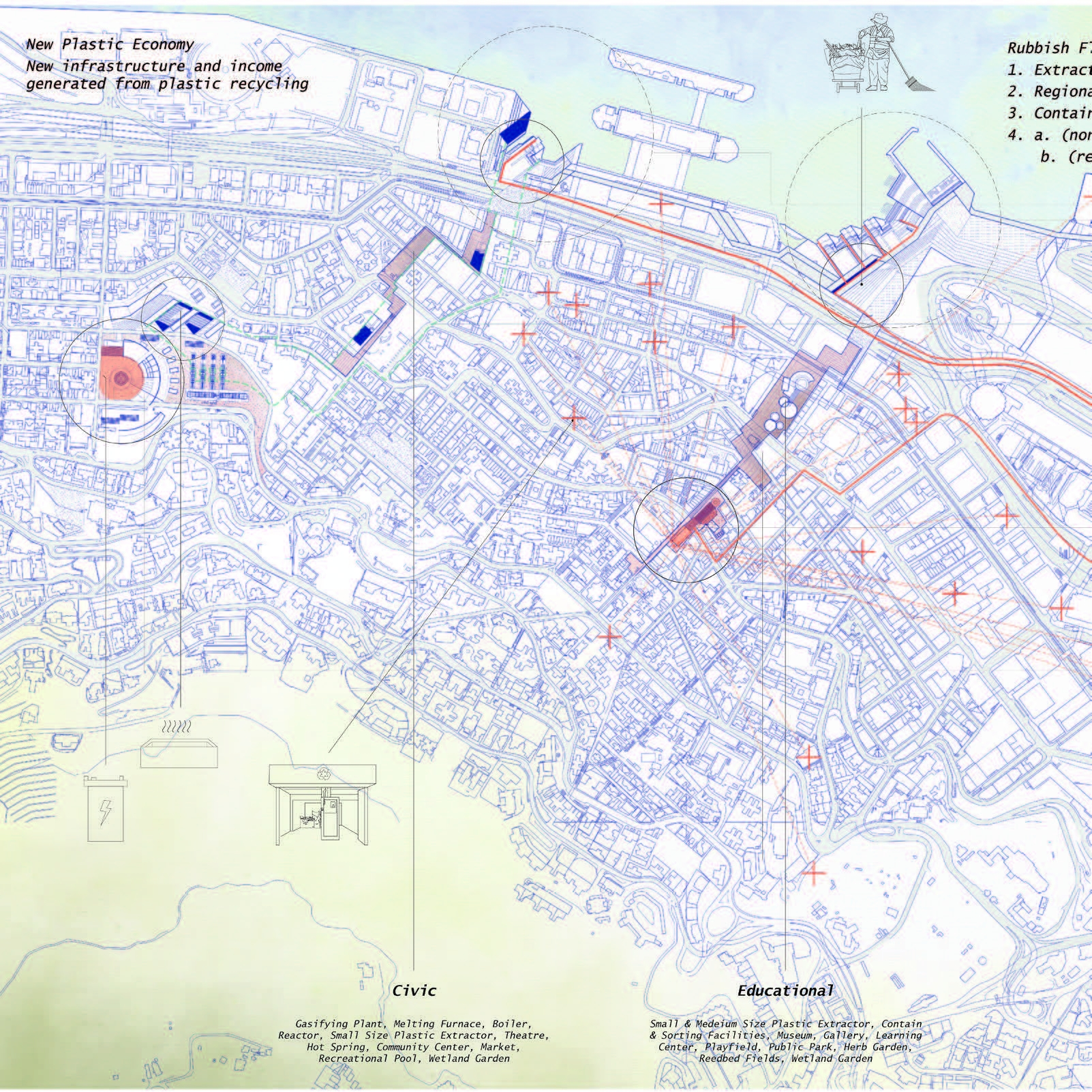 Enlarge Photo: Reclaiming Central: the Negative Object  and the Water-Front 3
