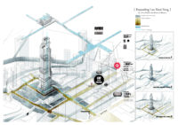 PRODUCTION FUNCTION Investigations in Late Industrial  Forms and Organisation in the  Architecture of Central District 8