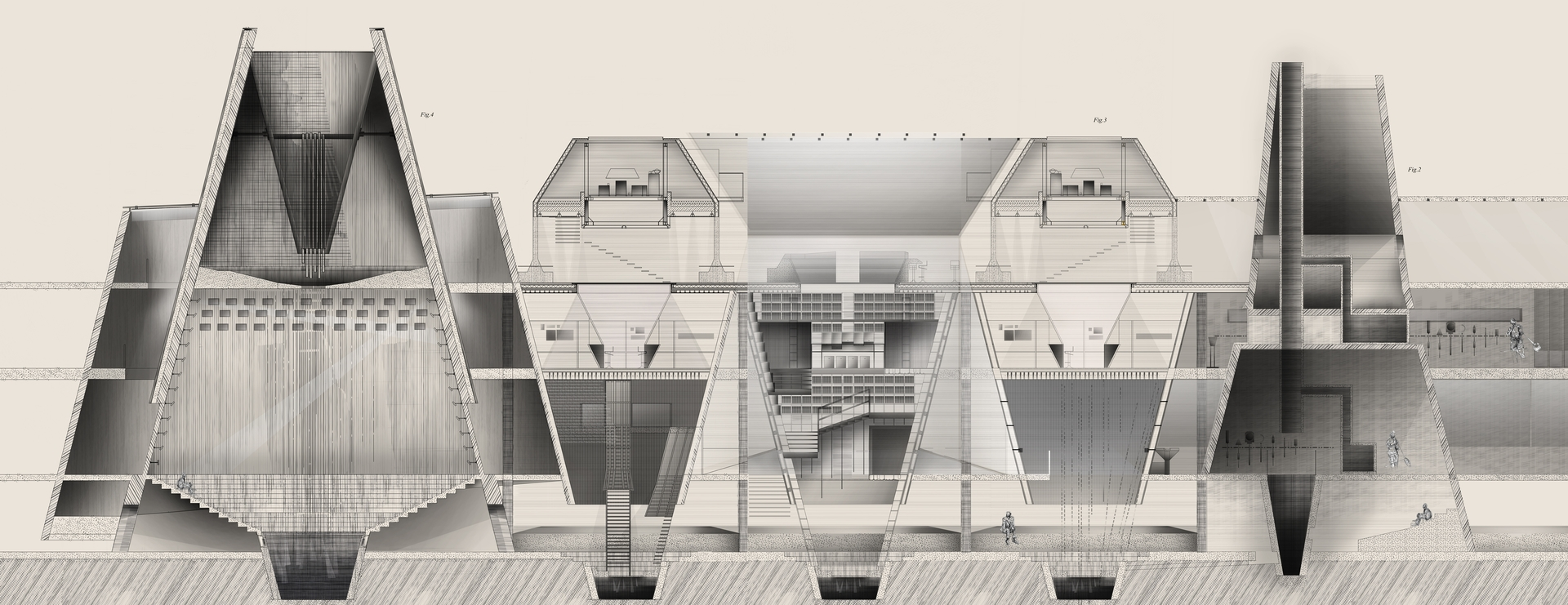 Human nature hku faculty of architecture for Space definition in architecture