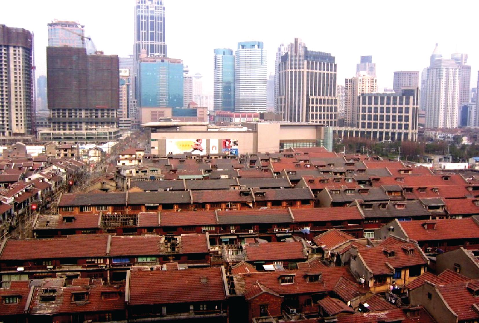 Urban Socio-Spatial Restructuring in Contemporary China