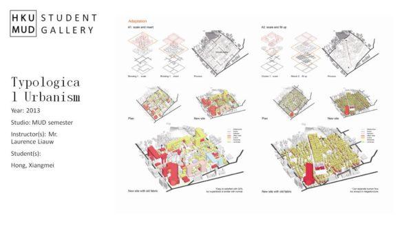 Typological Urbanism 2