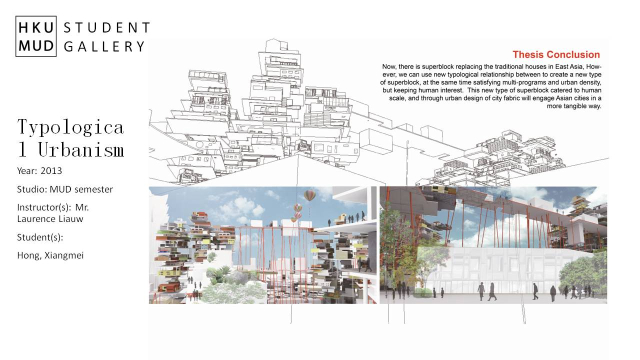 urbanism thesis Ma ud urban design thesis if urban and architectural design is to recognise that change is inevitable, it must be designed for adaptation and participation.