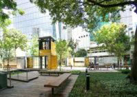 Exhibition Pavilion for Tsun Yip Street Playground, Kwun Tong, Kowloon 1