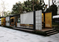 Exhibition Pavilion for Tsun Yip Street Playground, Kwun Tong, Kowloon 7