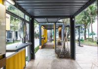 Exhibition Pavilion for Tsun Yip Street Playground, Kwun Tong, Kowloon 9