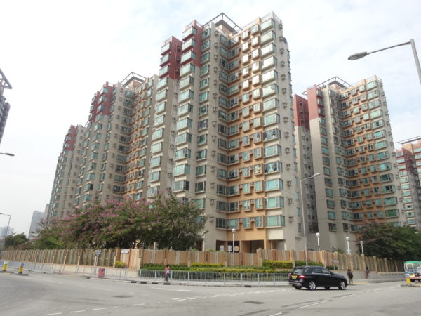 Figure 3: One of the completed CDA projects