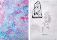 Enlarge Photo: Art piece study and abstract painting / MAK Sui Hin