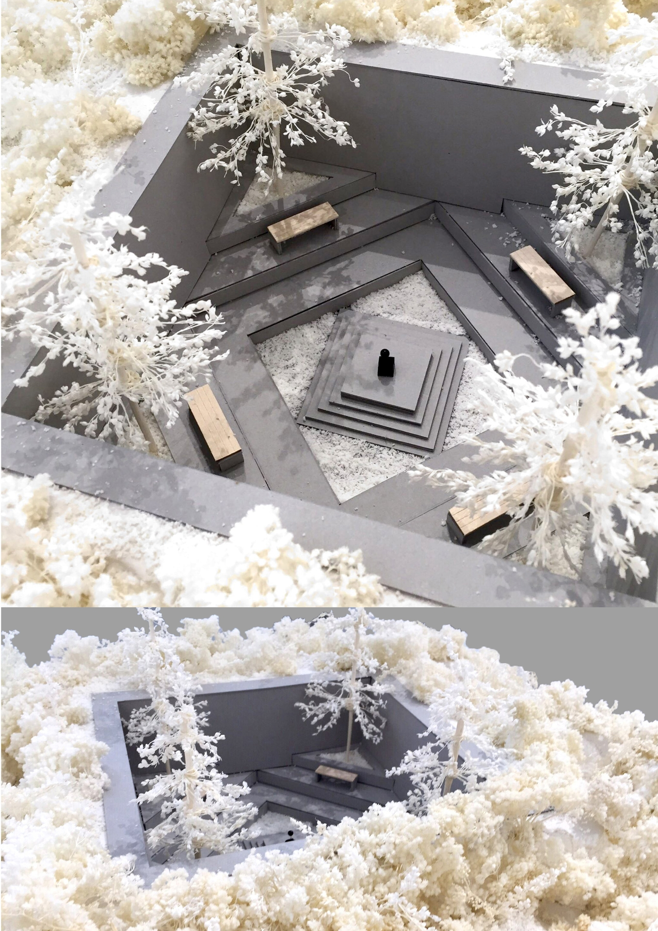 Enlarge Photo: Final design, models / Max LEE Jung Bin