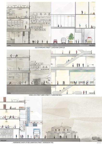 Enlarge Photo: Theodora HO Pik Lam, David WANG Jun Wen, Iris IP Ching Hei