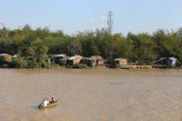 Existing landscape conditions within Yangon's Dala Township / Scott Melbourne