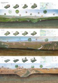 Flowing power: Landscape strategies for decentralized water management in Jordan River basin. By LAW Wai Yan Natalie.