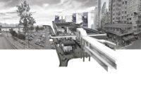 Enlarge Photo: Architecture and Public Ground: Dazibao d'architecture HK 6