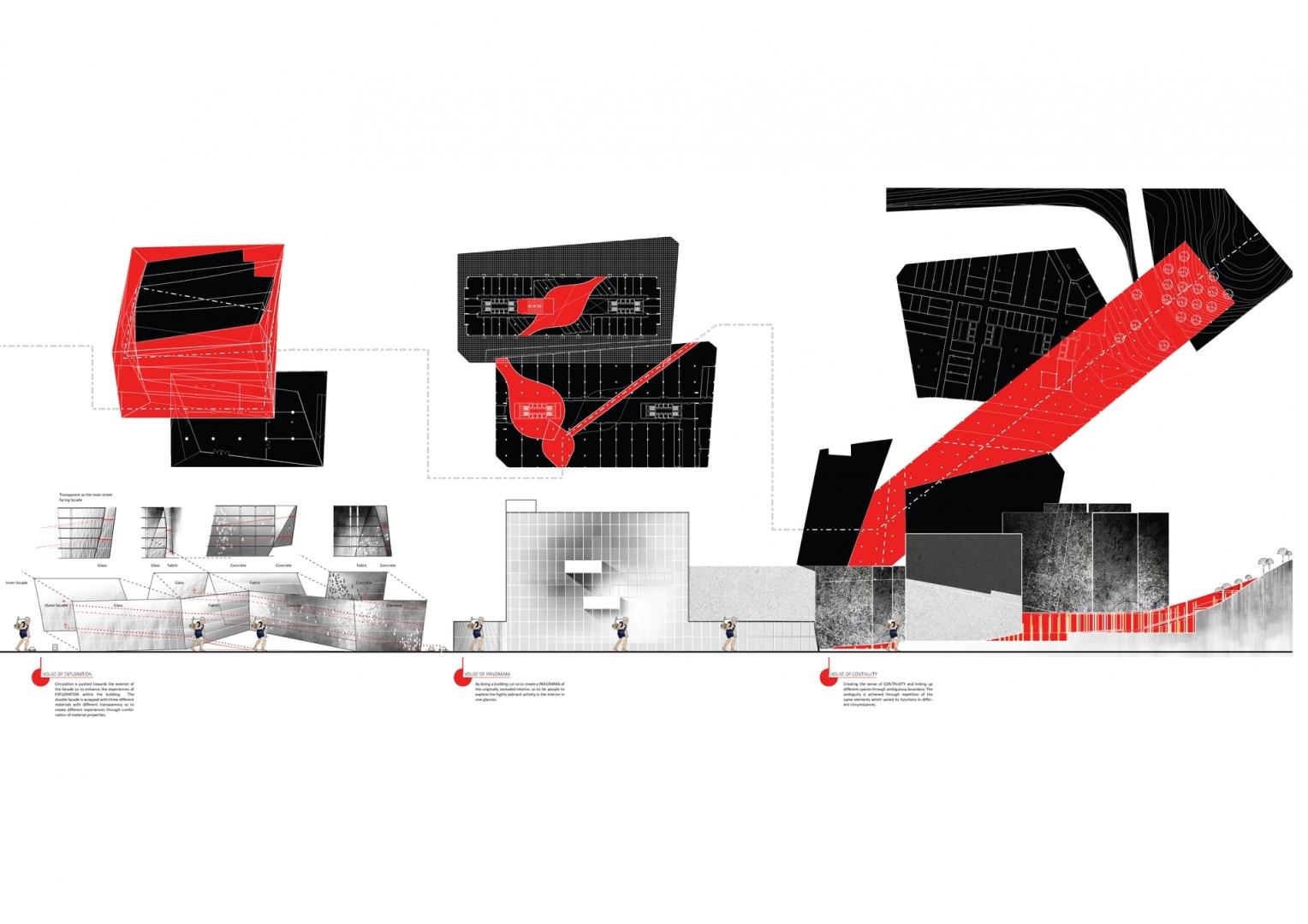 Enlarge Photo: Architecture as Art Medium: Theme Park of Architectural Phenomena 6