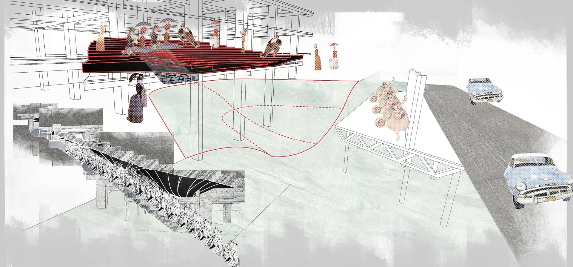 Enlarge Photo: Architecture as Art Medium: Theme Park of Architectural Phenomena 9