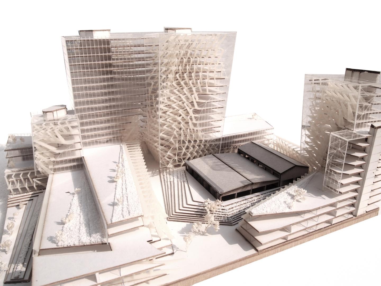 Enlarge Photo: Architecture & Urban Design II (ARCH 4002) 5