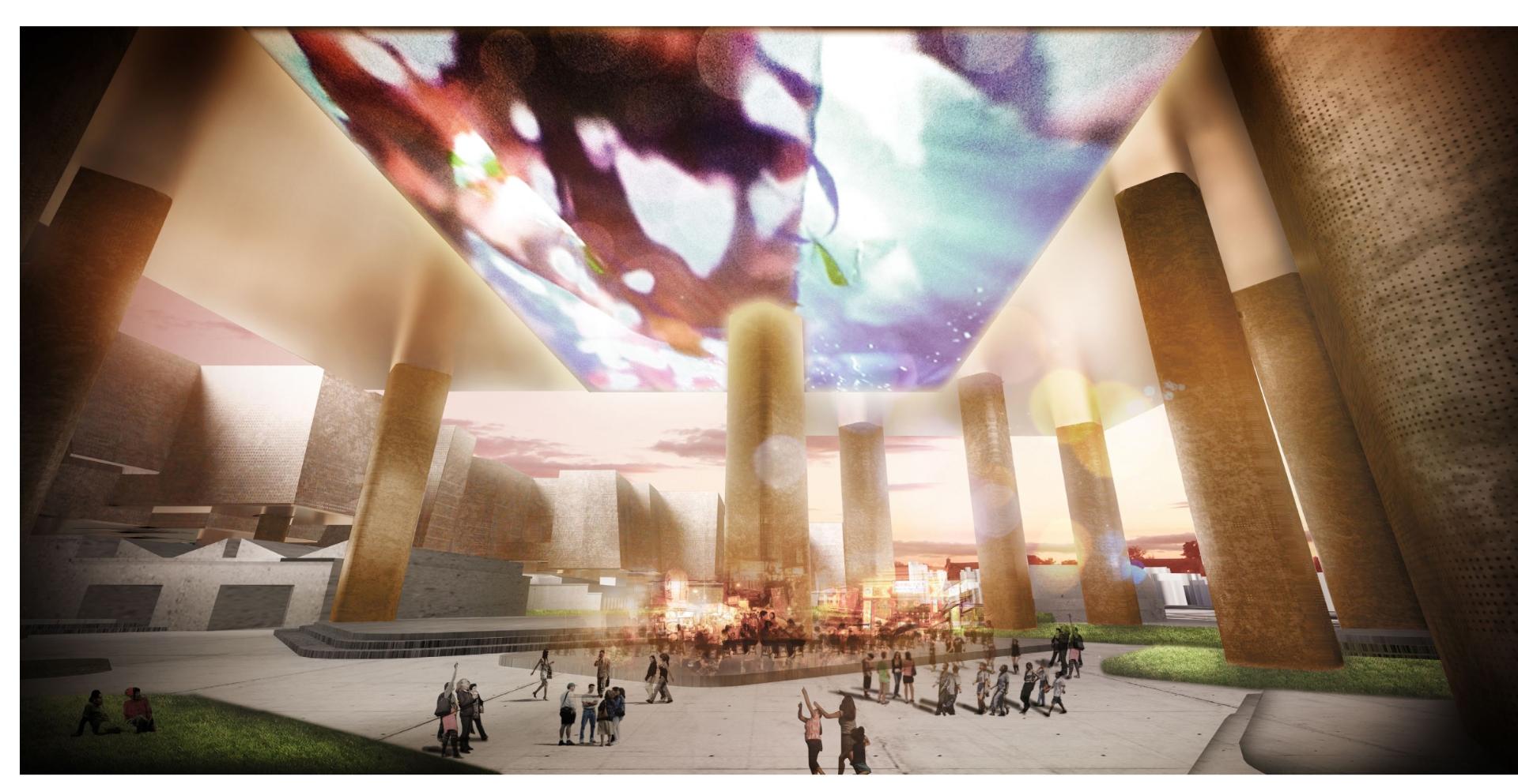 Enlarge Photo: Architecture & Urban Design II (ARCH 4002) 6