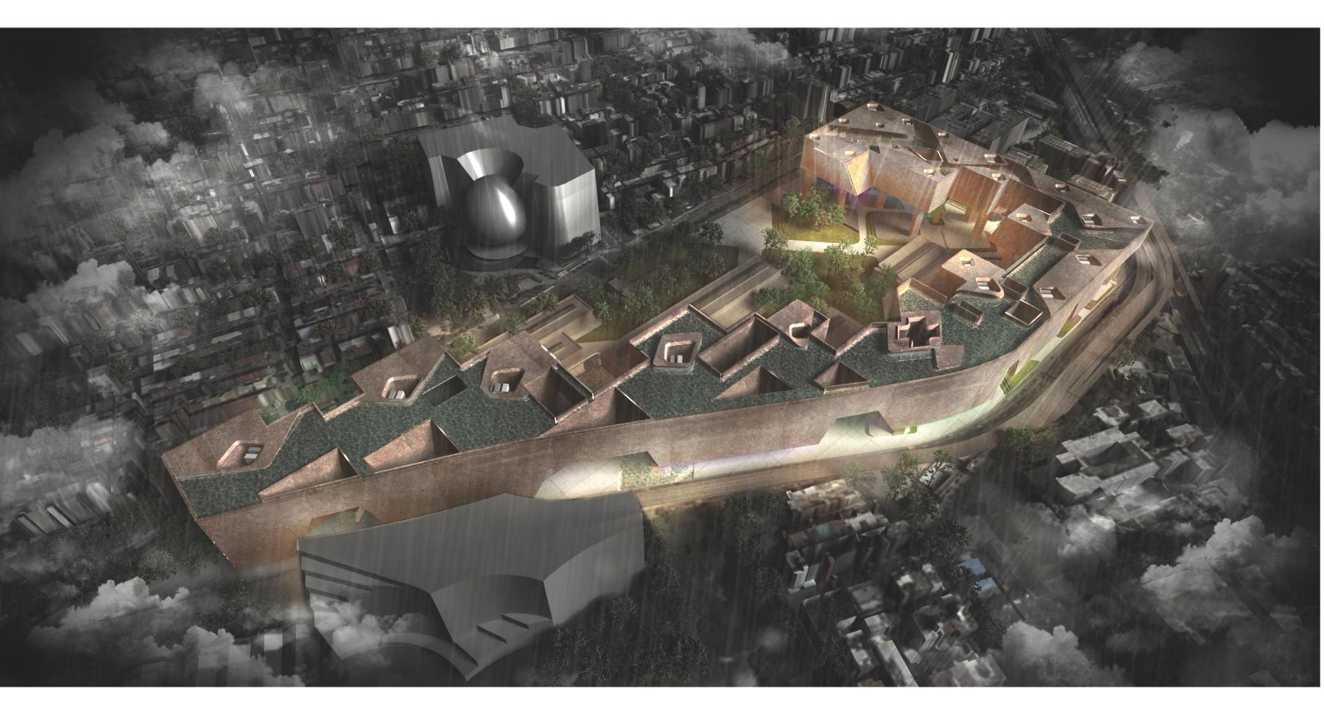Enlarge Photo: Architecture & Urban Design II (ARCH 4002) 9