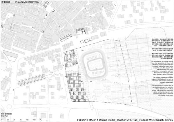 Architecture & Urban Design III (ARCH 5001) 3