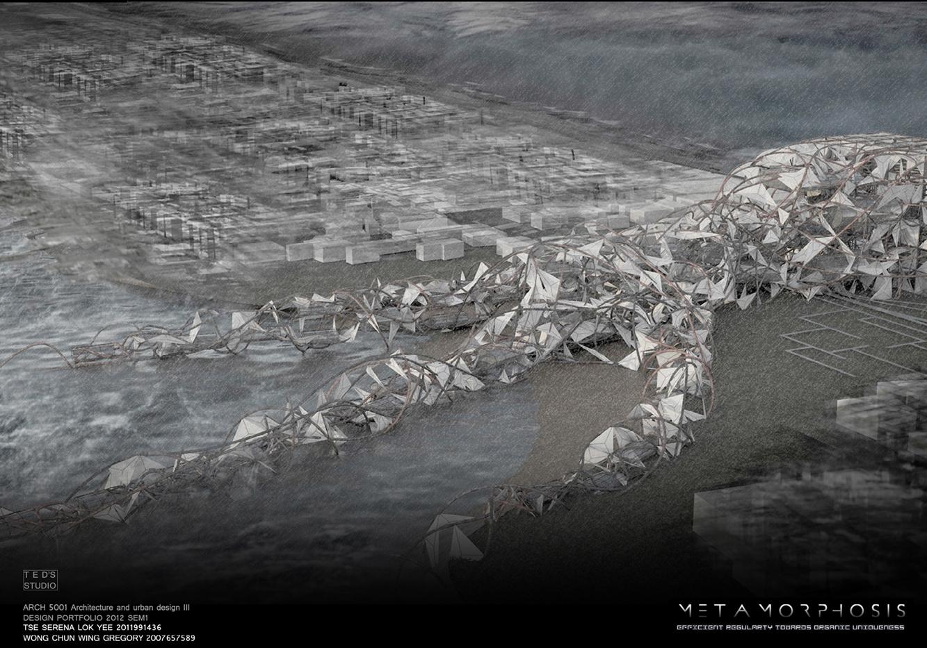 Enlarge Photo: Architecture & Urban Design III (ARCH 5001) 5