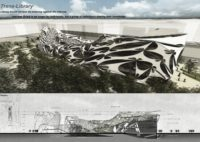 Enlarge Photo: Architecture & Urban Design III (ARCH 5001) – Articulated Surface 1