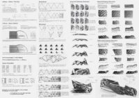Enlarge Photo: Architecture & Urban Design III (ARCH 5001) – Articulated Surface 2