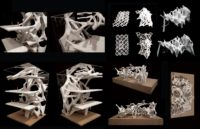 Enlarge Photo: Architecture & Urban Design III (ARCH 5001) – Articulated Surface 3
