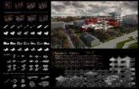 Enlarge Photo: Architecture & Urban Design III (ARCH 5001) – Articulated Surface 4