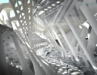 Enlarge Photo: Architecture & Urban Design III (ARCH 5001) – Articulated Surface 7